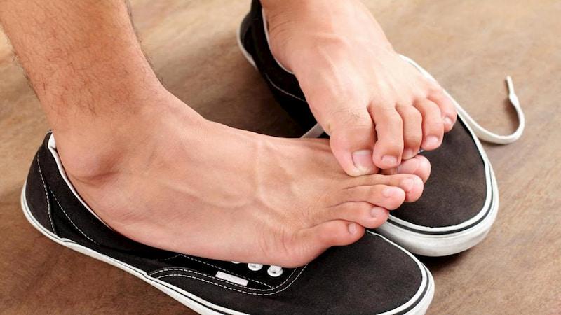 Tình trạng hôi chân có khiến bạn mất tự tin?