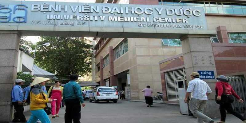 Bệnh viện Đại học Y Dược TP Hồ Chí Minh luôn là điểm chăm sóc sức khỏe tin cậy của người dân