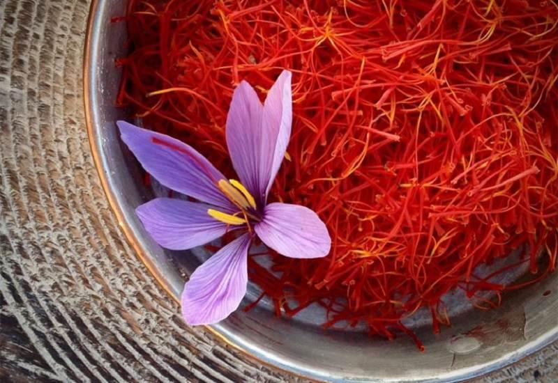 Saffron mang lại nhiều công dụng cho mẹ và bé