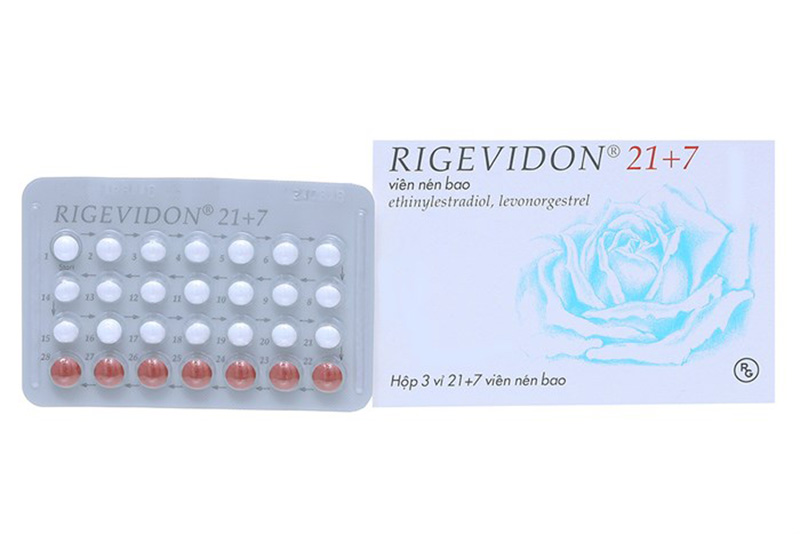 Chị em có thể chữa rong kinh bằng thuốc tránh thai rigevidon