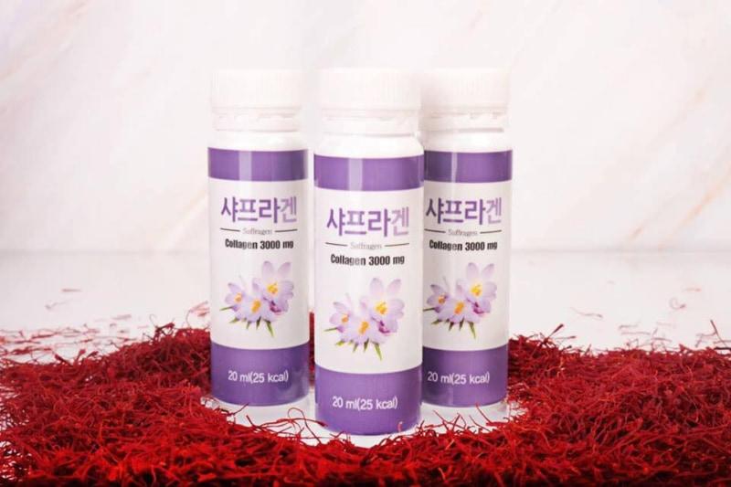 Sản phẩm Beauty Leeds Collagen Hàn Quốc được bảo trợ bởi tập đoàn Samsung