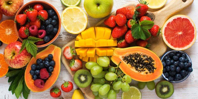 Trái cây là nhóm thực phẩm rất tốt cho sinh lý nữ