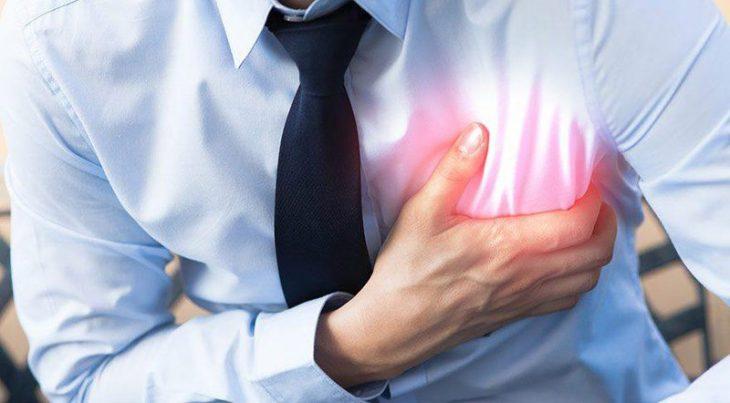 Tình trạng đau ngực trái có thể liên quan tới tim