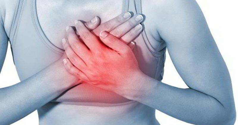 Đối tượng gặp vấn đề về phổi cũng có thể xuất hiện triệu chứng này