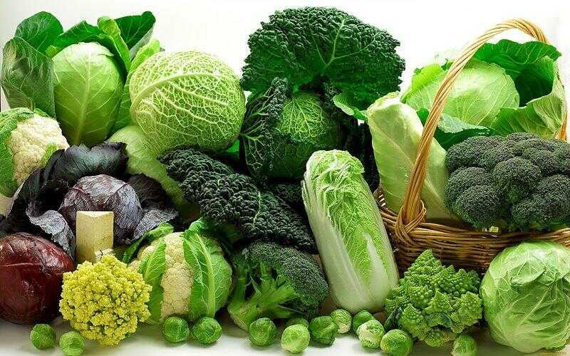 Các loại rau cải có công dụng ngăn ngừa táo bón, chướng bụng