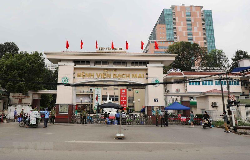 Bệnh viện Bạch Mai cũng là lựa chọn cho anh em bị xuất tinh sớm