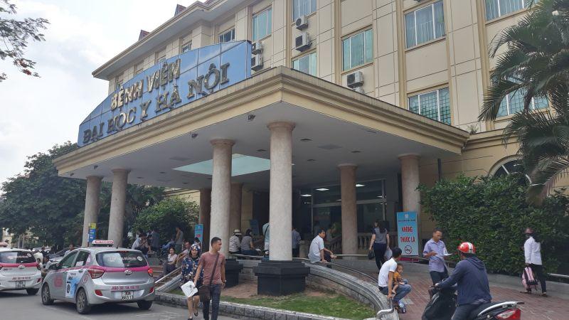 Bệnh viện đại học Y - Địa chỉ chữa xuất tinh sớm ở Hà Nội được nhiều nam giới lựa chọn