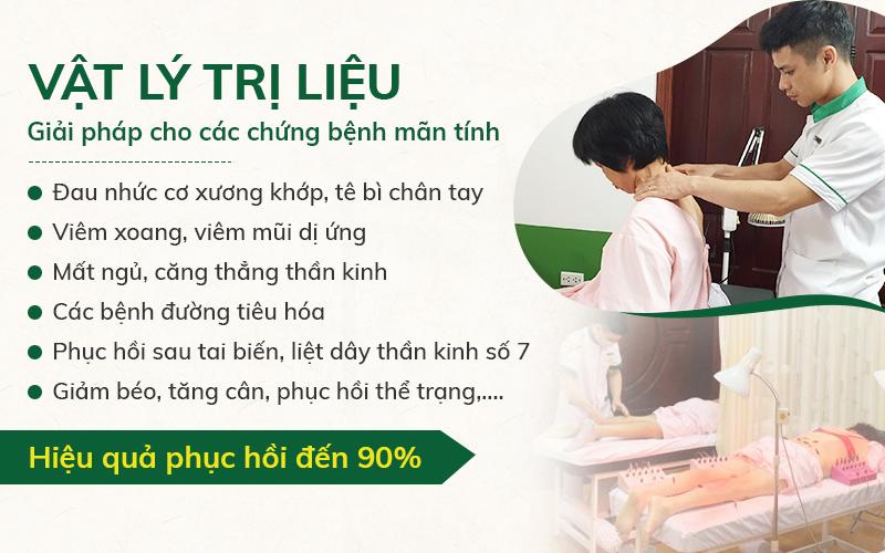 Đông phương Y pháp mang đến hiệu quả điều trị cao