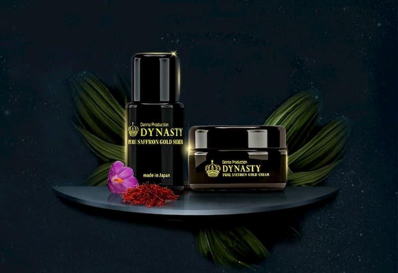 Dynasty Pure Saffron Gold Cream là mỹ phẩm Nhật Bản chất lượng cao