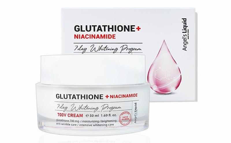 Kem Angel's Liquid Glutathione + Niacinamide là dòng kem dưỡng trị nám thế hệ mới