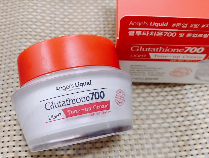 Angel's Liquid Glutathione + Niacinamide là dòng kem dưỡng trắng trị nám thế hệ mới