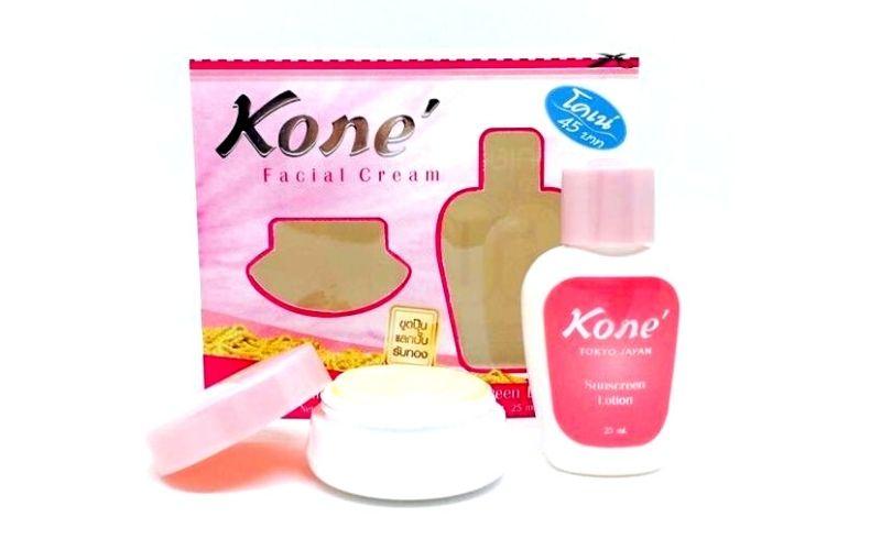 Một trong những loại kem nám da nổi tiếng nhất của Thái Lan