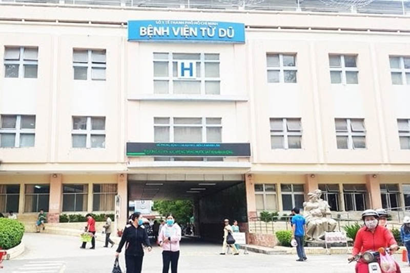 Bệnh nhân khu vực miền Nam có thể đến thăm khám tại bệnh viện Từ Dũ