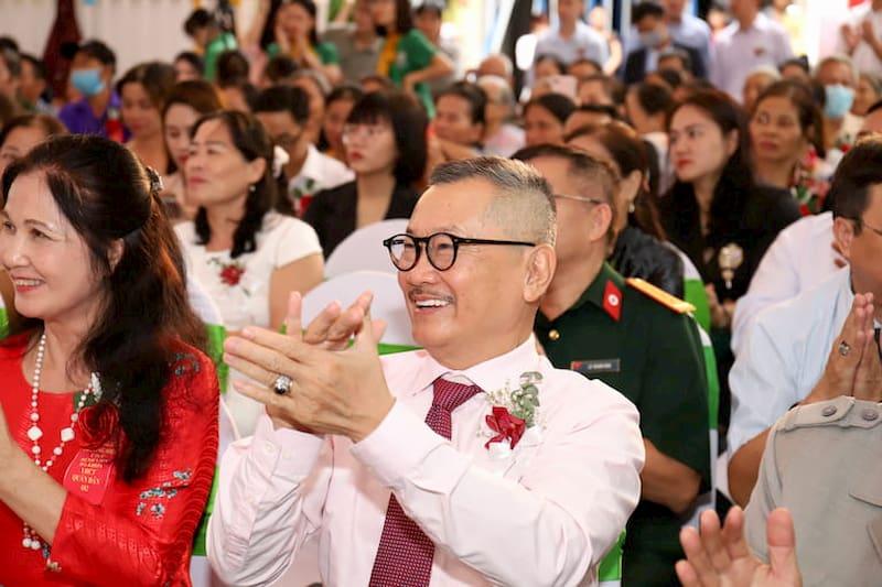 Nghệ sĩ Trần Đức - diễn viên quen mặt với khán giả Việt Nam qua nhiều bộ phim nổi tiếng