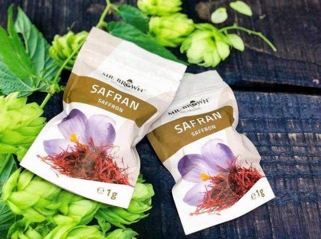 Nhụy hoa nghệ tây của Đức: Review chi tiết và giá bán mới nhất