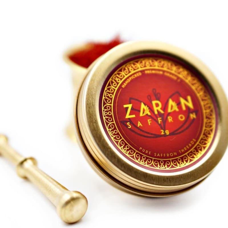 Zaran Saffron - dòng sản phẩm cao cấp được phân phối tại nhiều quốc gia