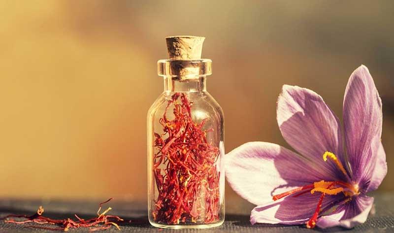 Nhụy hoa nghệ Tây Israel có công dụng tuyệt vời trong chăm sóc sức khỏe và làm đẹp