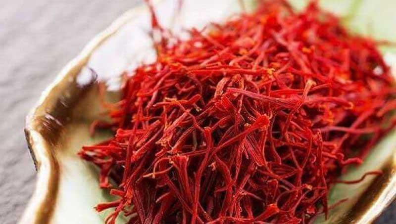 Saffron Israel có nhiều hợp chất rất tốt cho sức khỏe người sử dụng
