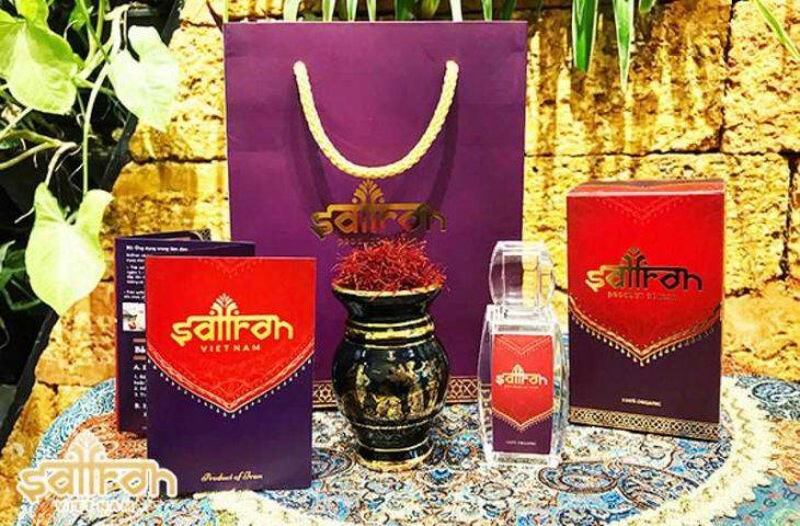 Nhụy hoa nghệ tây Salam: Nguồn gốc, giá bán và lưu ý khi sử dụng