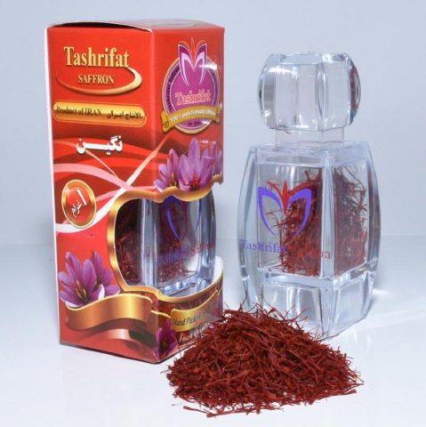 Nhụy hoa nghệ tây Tashrifat Saffron tốt không? Giá bao nhiêu?