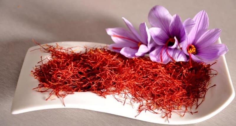 Nhụy hoa nghệ tây giúp bồi bổ sức khỏe và hỗ trợ điều trị nhiều bệnh
