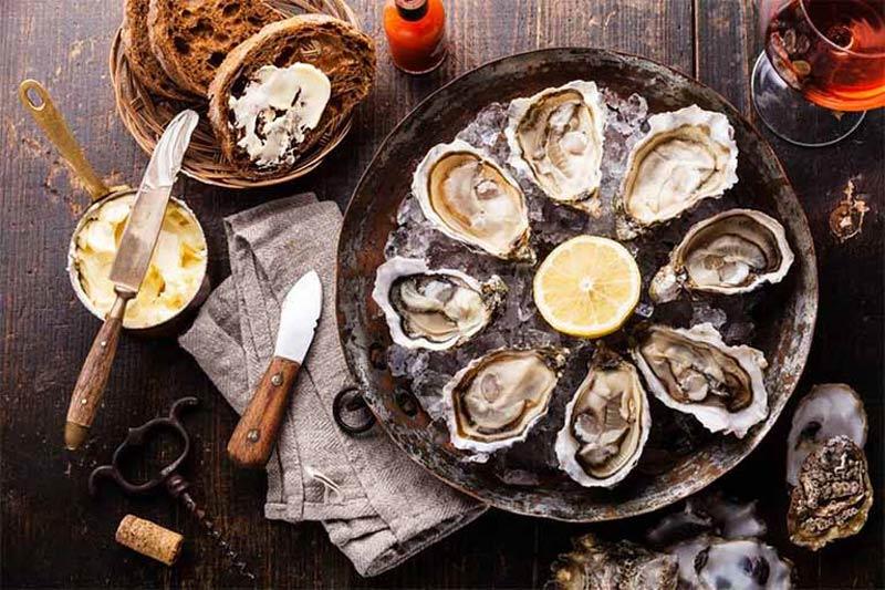 Hàu biển là thực phẩm chữa rối loạn cương dương nam giới nhất định nên dùng