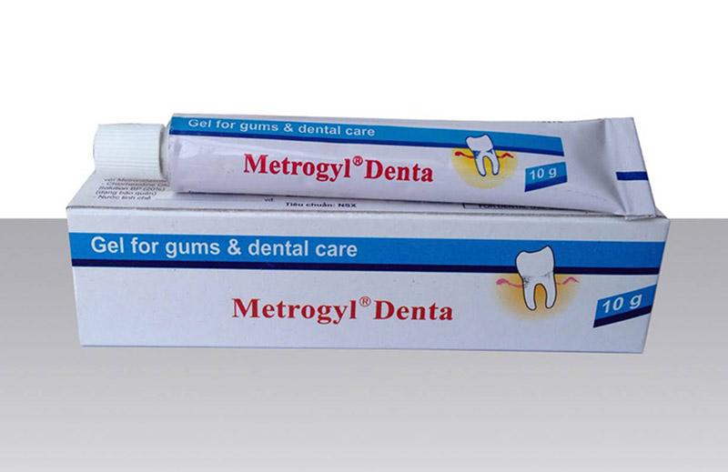 Metrogyl Denta là thuốc điều trị phổ biến hàng đầu hiện nay