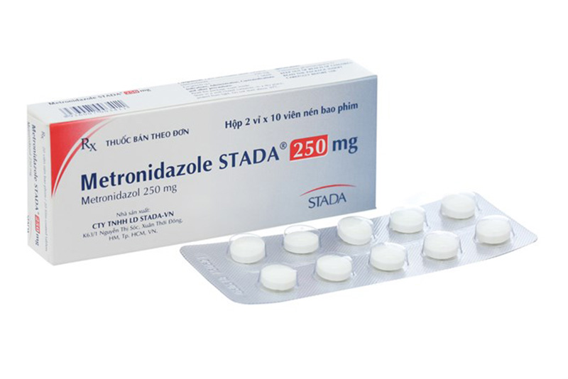 Thuốc Metronidazol Stada 400mg