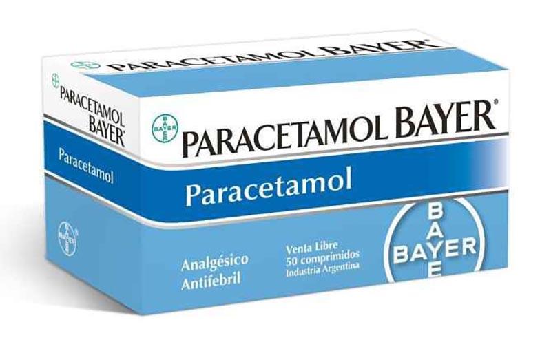Paracetamol dùng trong giảm đau, hạ sốt tạm thời không rõ nguyên nhân