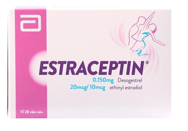 thuốc tránh thai Estraceptin vừa hiệu quả vừa dễ sử dụng