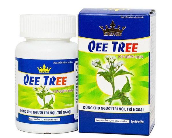 Qee Tree được xếp vào dạng thực phẩm chức năng