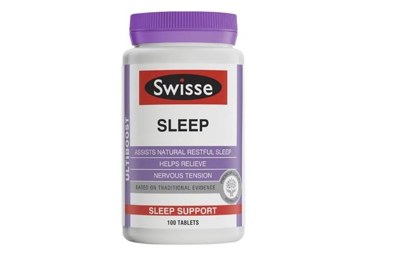Swisse Sleep 100 được nghiên cứu và sản xuất tại Úc
