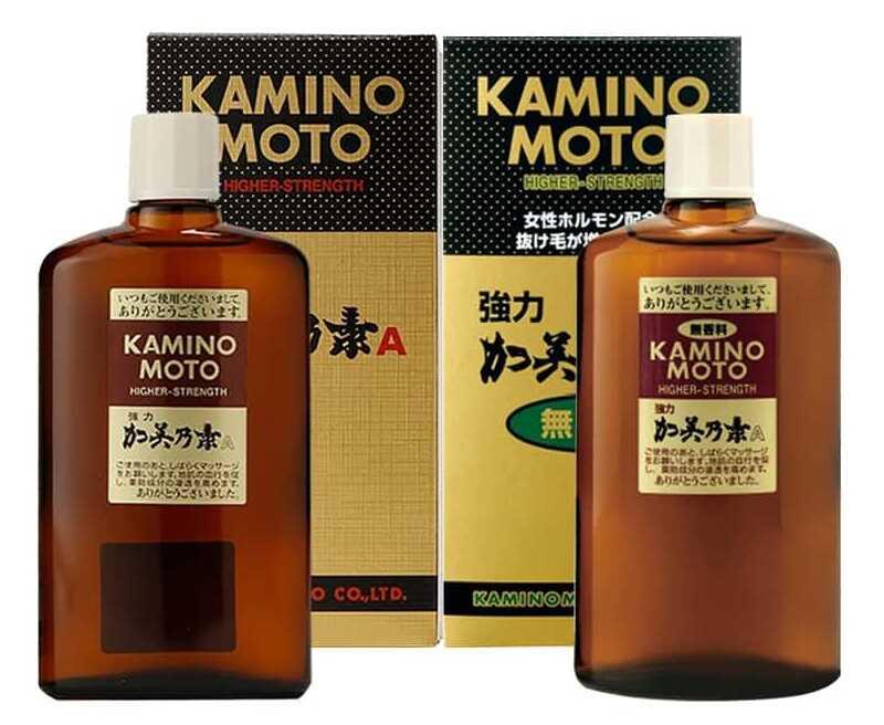 Kaminomoto vừa ngăn ngừa gàu, vừa chăm sóc tóc