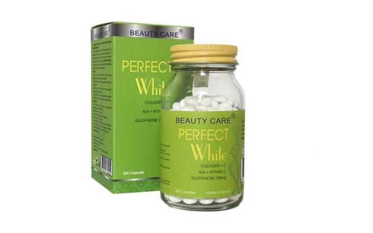 Thuốc trị tàn nhang Perfect White chiết xuất từ 100% thành phần thảo dược tự nhiên