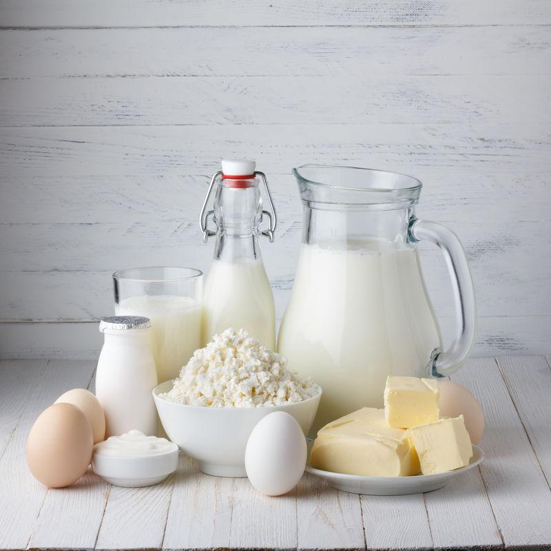 Sữa và các chế phẩm từ sữa chứa đường lactose có khả năng gây bệnh