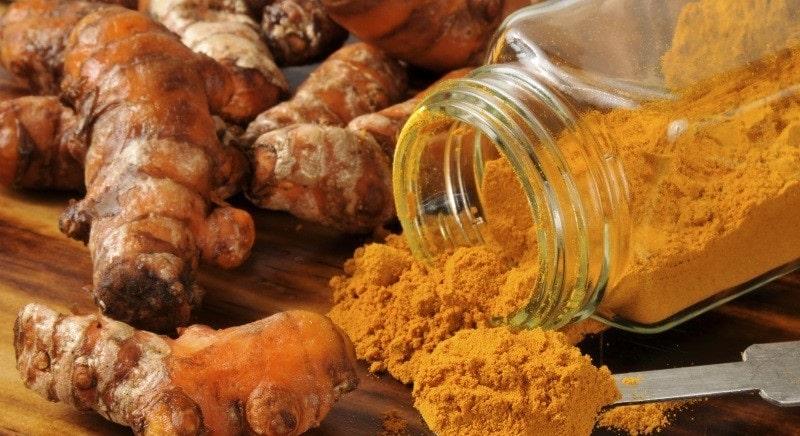 Nghệ tươi giàu chất Curcumin có thể sát khuẩn