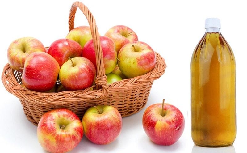 Axit axetic trong giấm táo có thể tiêu diệt những tế bào gây bệnh