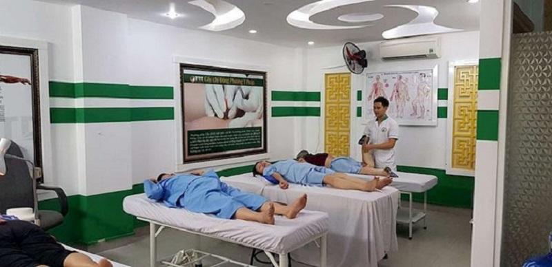 Phòng trị liệu tại trung tâm