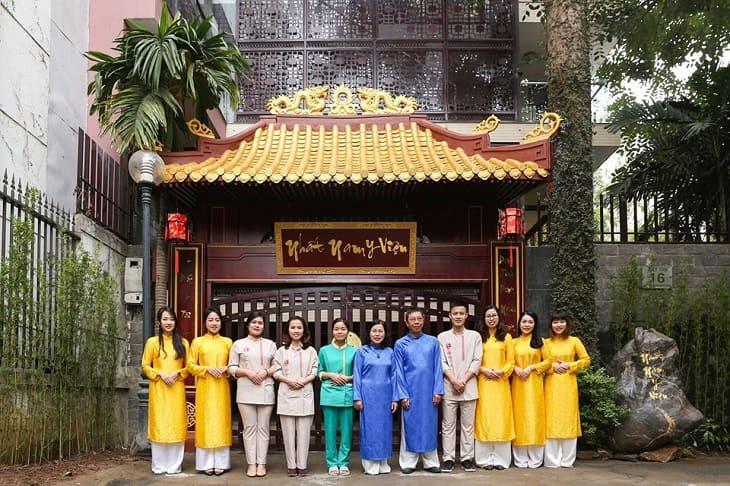 Nhất Nam Y Viện là địa chỉ phục dựng thành công Thái Y Viện triều Nguyễn