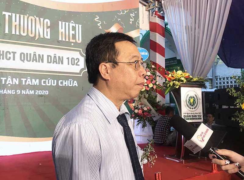 Bác sĩ Lê Hữu Tuấn nhận xét về bài thuốc chữa viêm amidan Quân dân 102