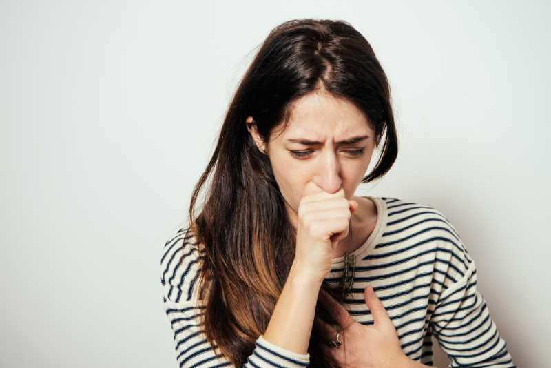Trị chứng ho do viêm họng từ củ cốt khí rất đơn giản