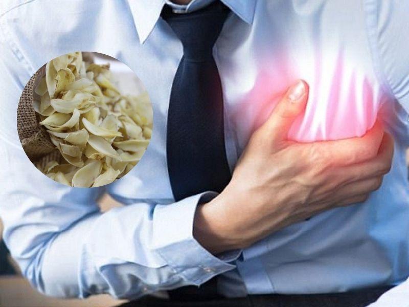 Tác dụng giảm tim đập nhanh hiệu quả