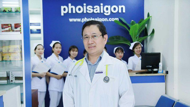 Phòng khám chuyên điều trị các bệnh: Lao, viêm phổi, hen suyễn,...