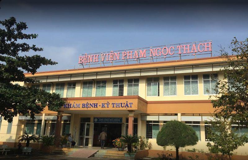 Bệnh viện chuyên điều trị các bệnh lý về hô hấp và phổi.
