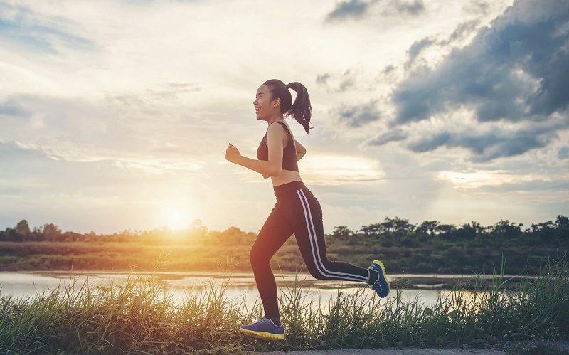 Chăm tập thể dục thể thao để tinh thần luôn thoải mái, tỉnh táo