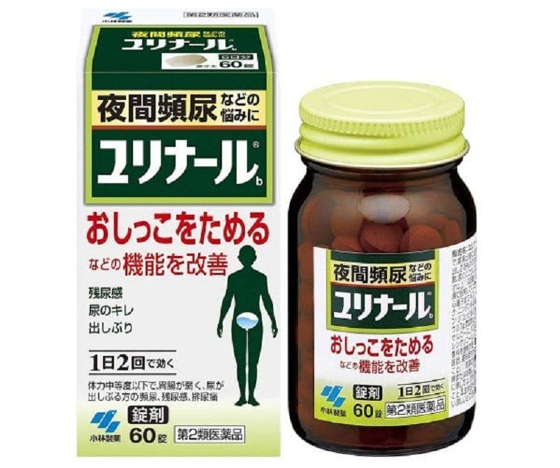 Thuốc trị tiểu đêm Yurinaru của Nhật Bản