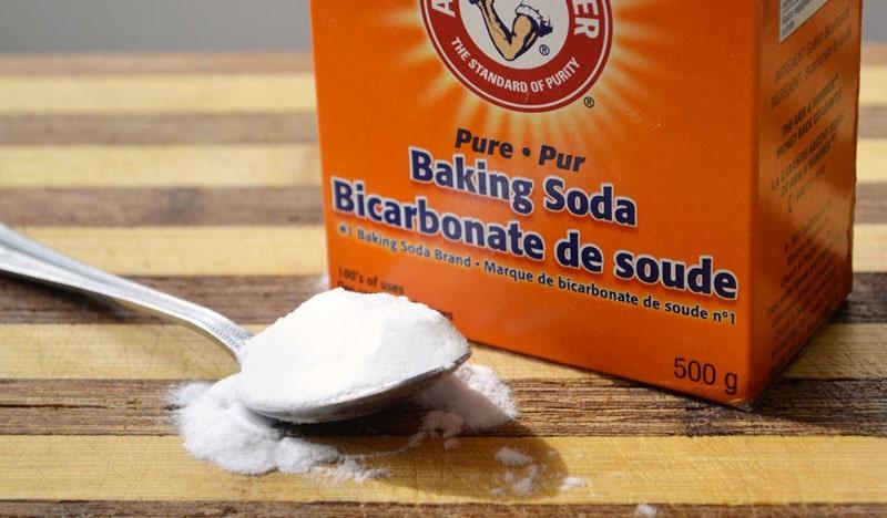 Cách trị thâm đầu gối bằng baking soda rất có hiệu quả