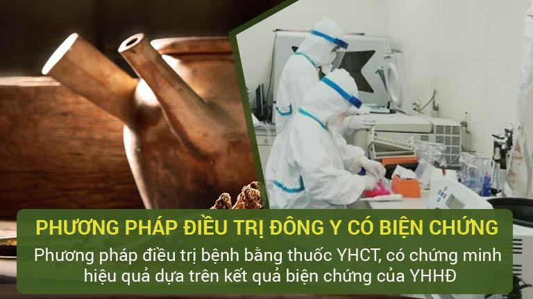 Bệnh viện YHCT Xương khớp Quân Dân 102 chủ trương kết hợp Đông - Tây y trong thăm khám và điều trị