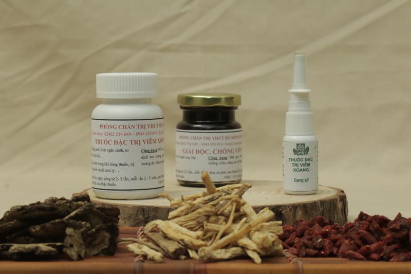 Bài thuốc nam đặc trị bệnh viêm xoang, viêm mũi dị ứng dòng họ Đỗ Minh