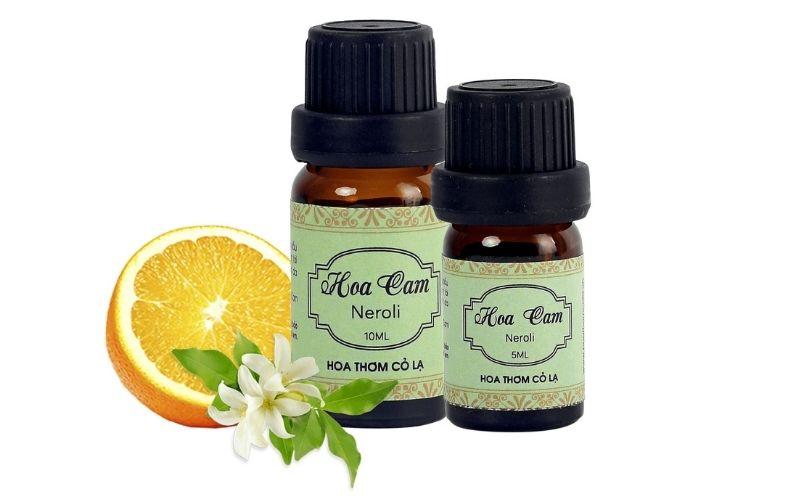 Ngừa lão hóa, trị rạn với tinh dầu hoa cam